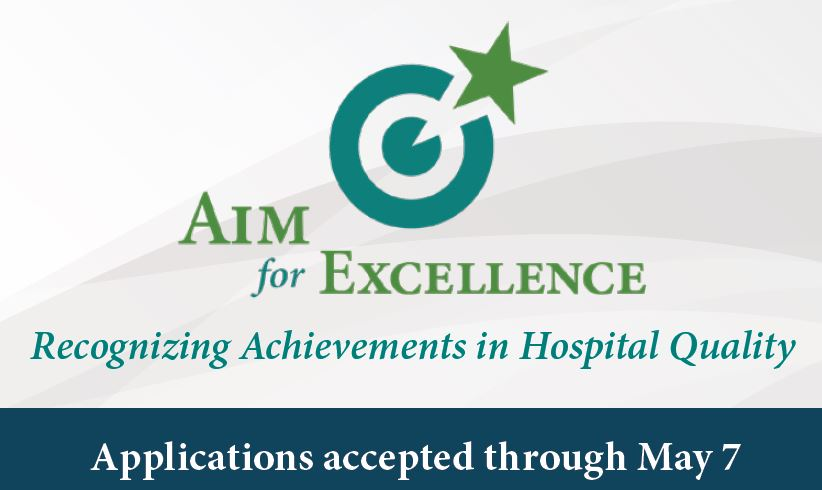 2018 Aim for Excellence Award