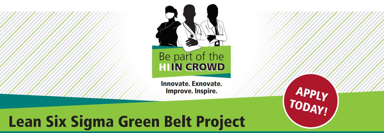 HIIN Lean Six Sigma Green Belt Project