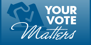 Your Vote Matters Icon